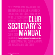 thumbnail of KCC Club Secretarys Manual 2015-16